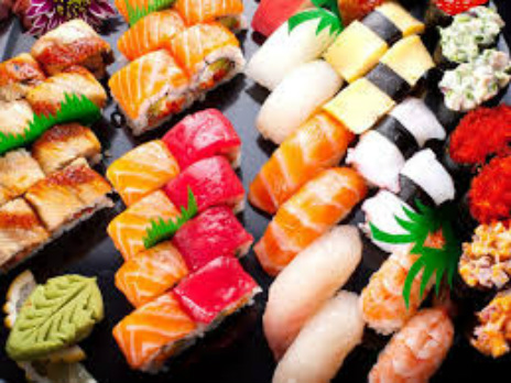 cultural diffusion sushi The history of sushi began with paddy fields in asia, where fish was fermented with salt and rice, after which the rice was discarded the dish is today known as.